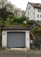 <h5>Garage</h5><p>Danke an A. Graba</p>