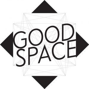 GOOD SPACE Logo schwarz
