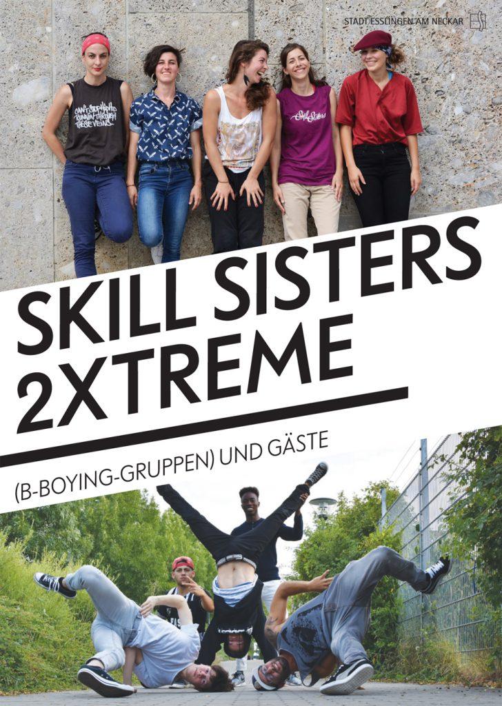 Skill Sisters 2Xtreme